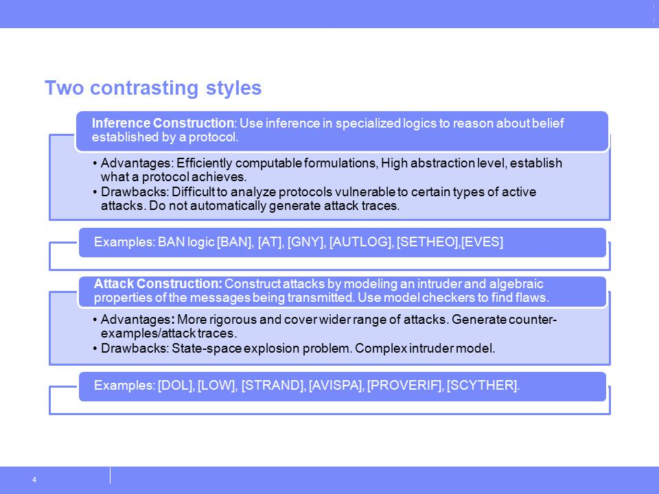 © Copyright IBM Corporation 2011 Conclusions 15 A novel hybrid strategy for analysis of web protocols.