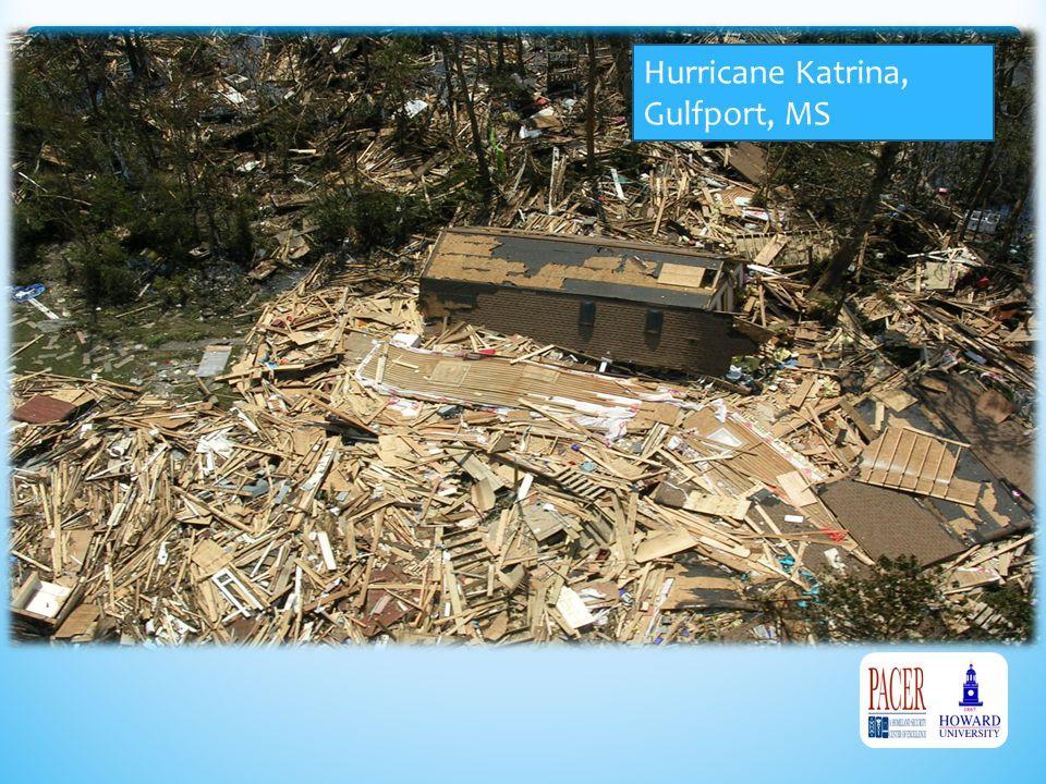 Hurricane Katrina, Gulfport, MS