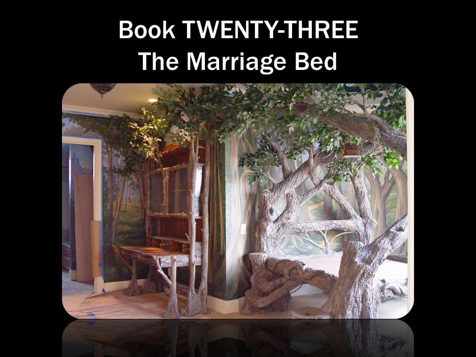 Book TWENTY-THREE The Marriage Bed