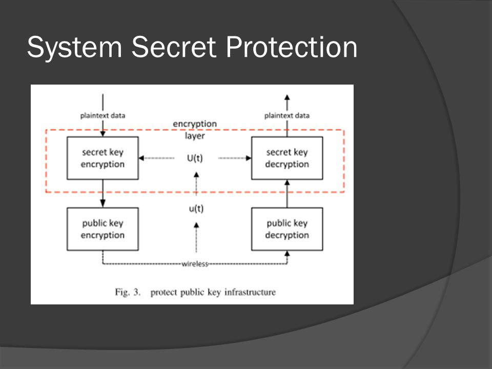 System Secret Protection