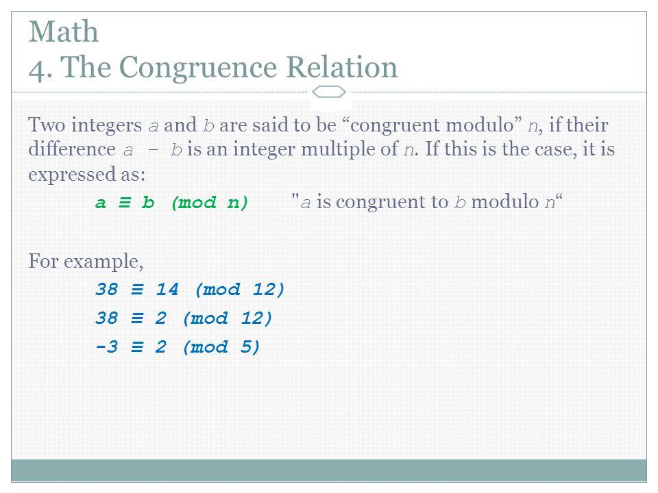 Math 4.
