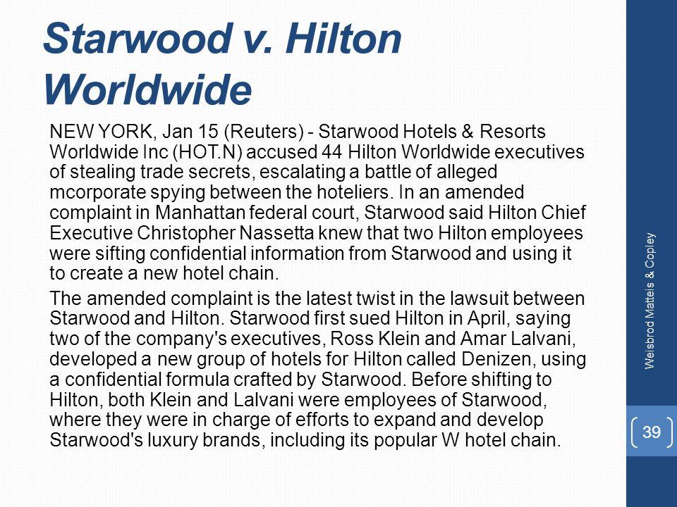 Starwood v.