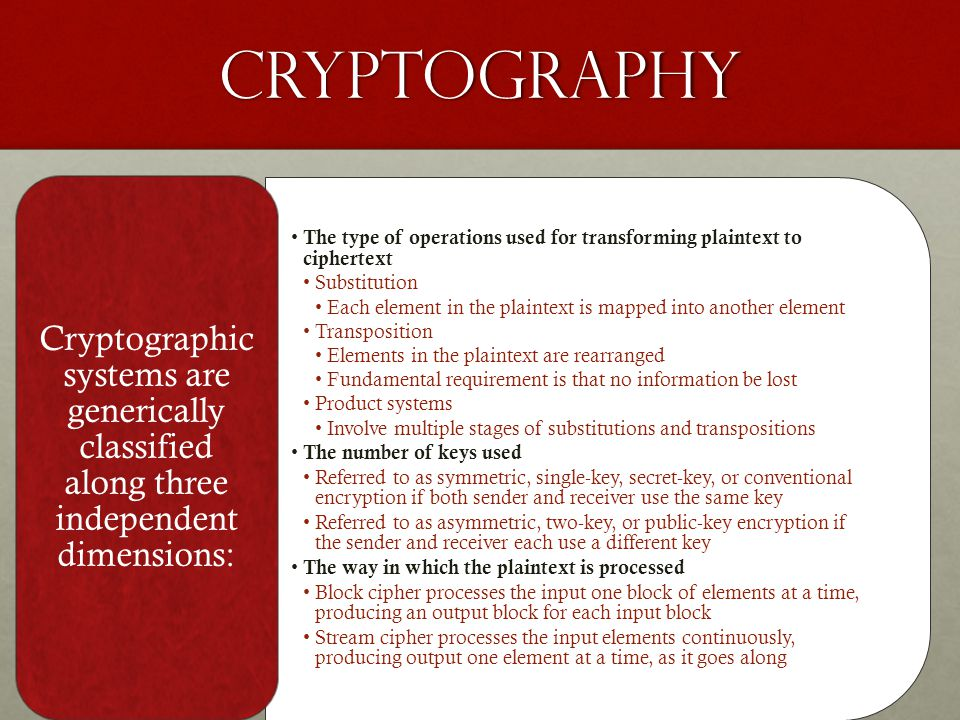 3DES guidelines FIPS 46-3 includes the following guidelines for 3DES:FIPS 46-3 includes the following guidelines for 3DES: 3DES is the FIPS-approved symmetric encryption algorithm of choice3DES is the FIPS-approved symmetric encryption algorithm of choice The original DES, which uses a single 56-bit key, is permitted under the standard for legacy systems only; new procurements should support 3DESThe original DES, which uses a single 56-bit key, is permitted under the standard for legacy systems only; new procurements should support 3DES Government organizations with legacy DES systems are encouraged to transition to 3DESGovernment organizations with legacy DES systems are encouraged to transition to 3DES It is anticipated that 3DES and the Advanced Encryption Standard (AES) will coexist as FIPS-approved algorithms, allowing for a gradual transition to AESIt is anticipated that 3DES and the Advanced Encryption Standard (AES) will coexist as FIPS-approved algorithms, allowing for a gradual transition to AES