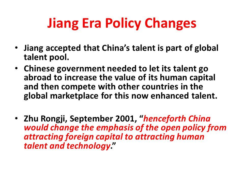 Conclusion But Li is no longer responsible for the program.