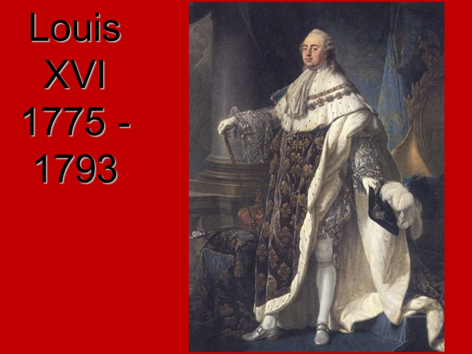Who was Louis XVI's wife? 4