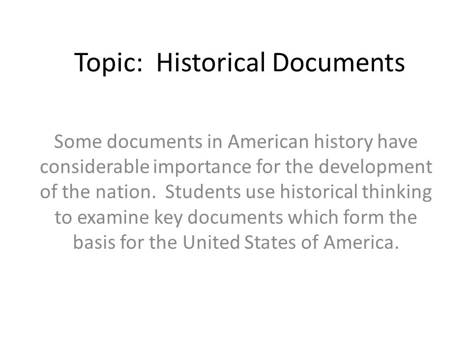 Content Statements: Problems facing the national government under the Articles of Confederation led to the drafting of the Constitution of the United States.