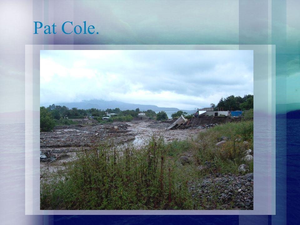 Pat Cole.