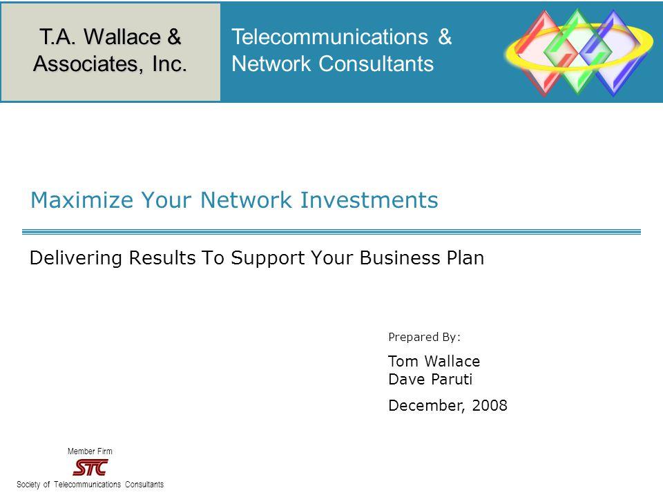 T.A. Wallace & Associates, Inc.
