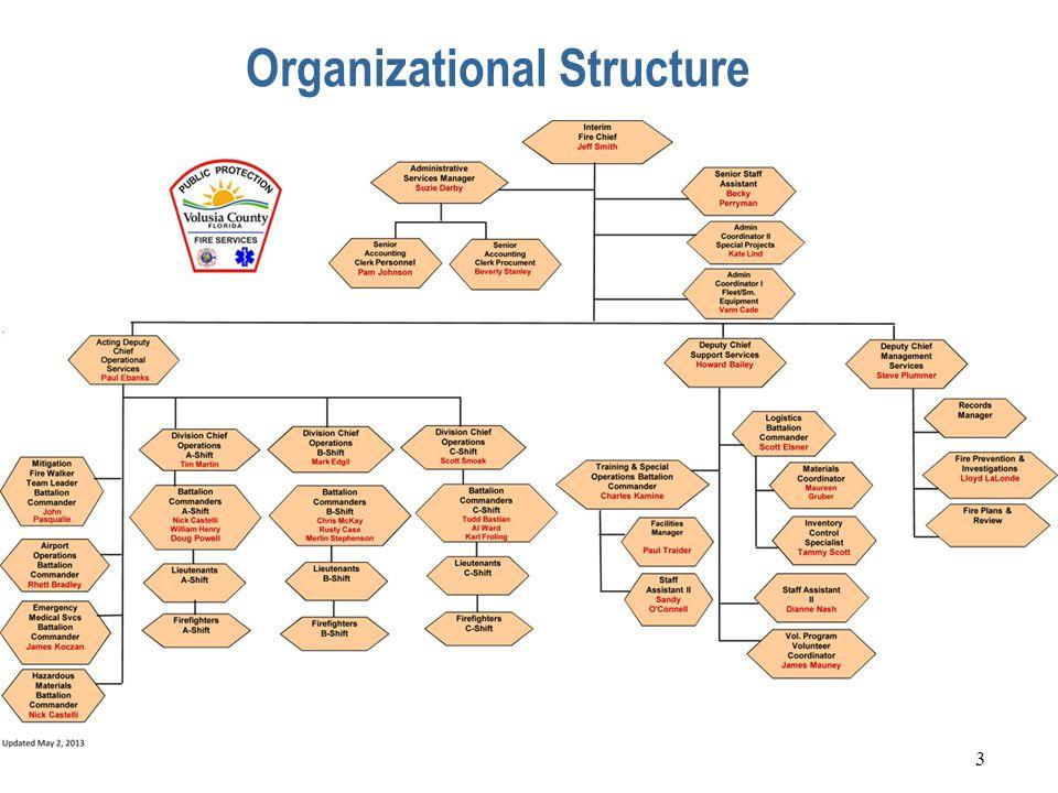 Organizational Structure 3