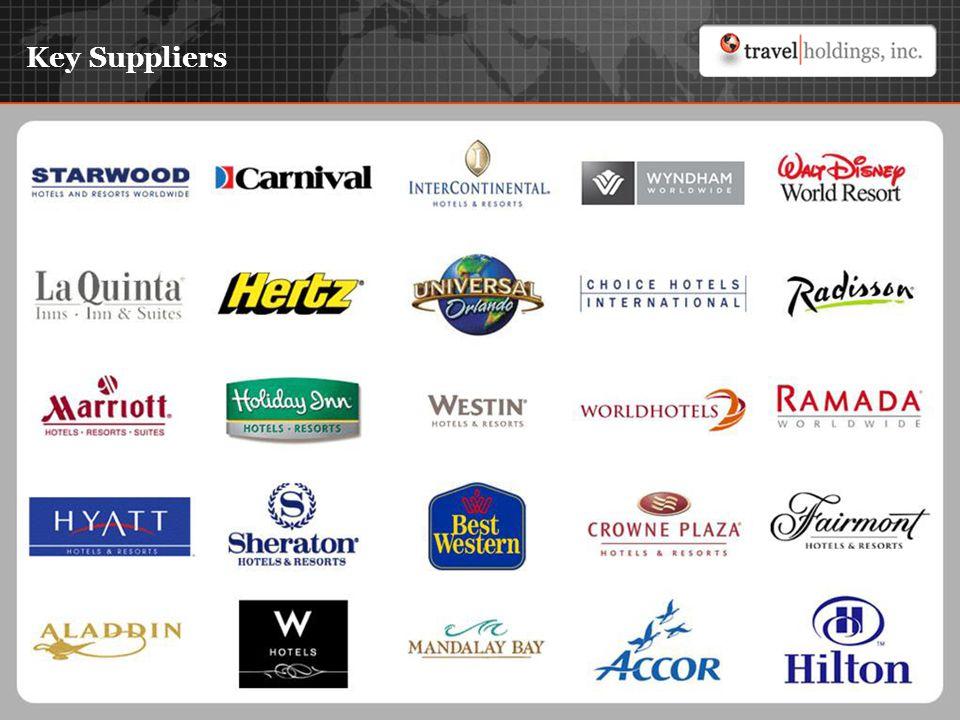 Key Suppliers