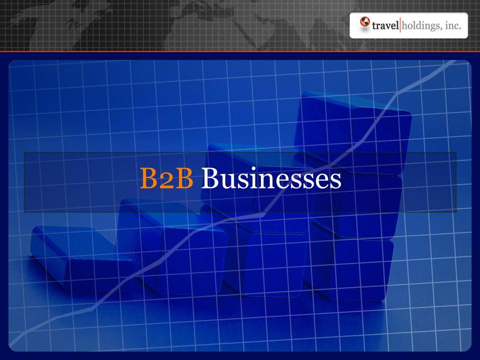 B2B Businesses
