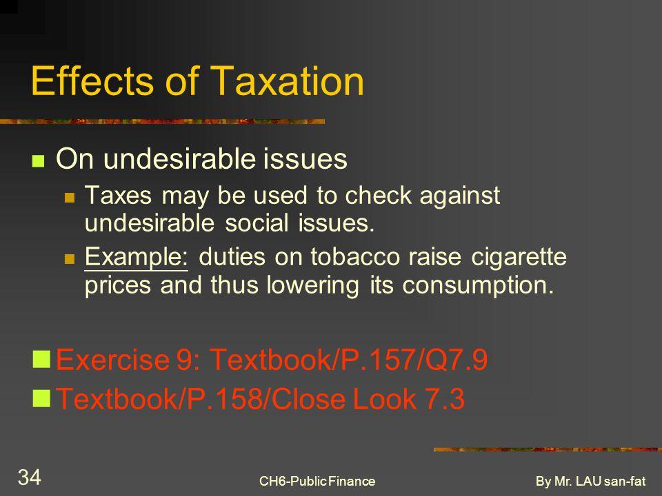 CH6-Public FinanceBy Mr.