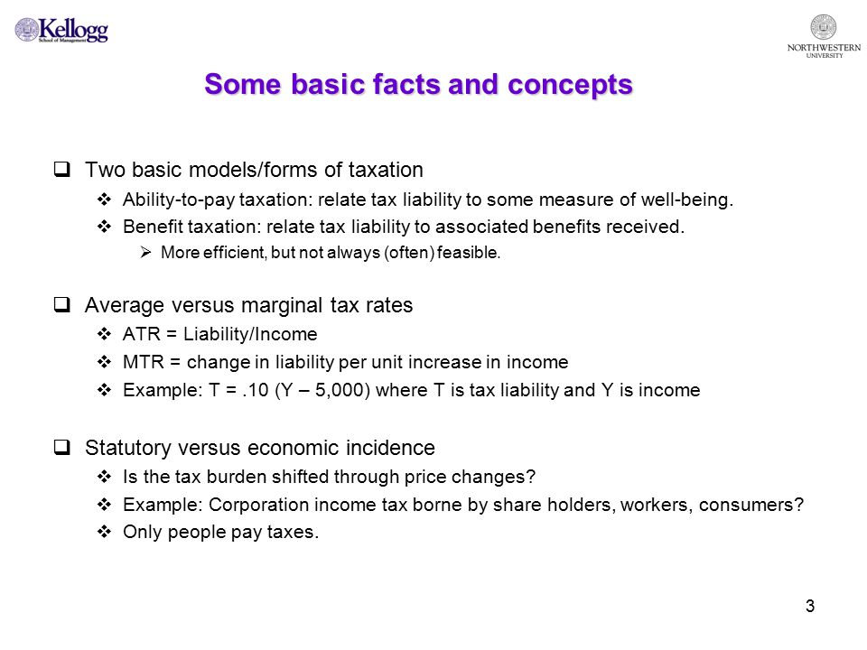 4 Some basic facts and concepts (continued)  Individual (personal) income tax  Primary source of revenue for the federal government and ____ states.