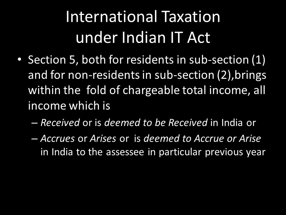 TDS provisions Failure to deduct tax – Section 40(a)(i) – Section 201(1) and 201(1A) – Section 163 Machinery provision for TDS on payments to non-residents (i.e., intl.