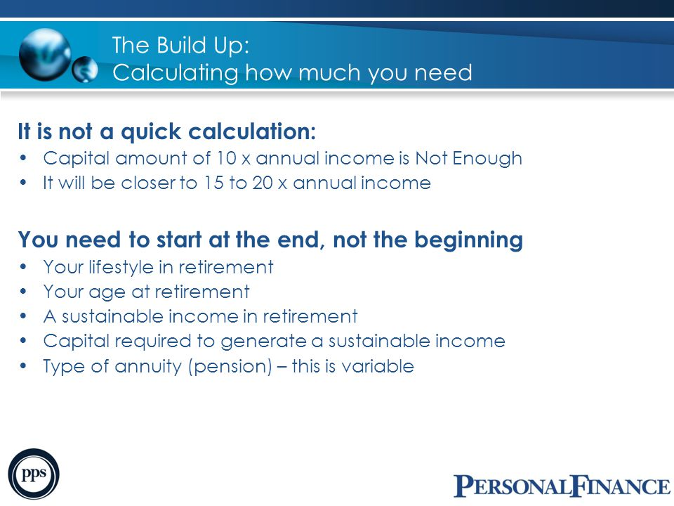 The Build Up: Tax-Incentivised Retirement Savings Vehicles Occupational Retirement Funds (mainly sponsored by employers): Defined Benefit Funds Defined Contribution Pension Funds Defined Contribution Provident Funds Umbrella Funds Individual vehicles: Retirement Annuity Funds Preservation Funds (Pension & Provident)