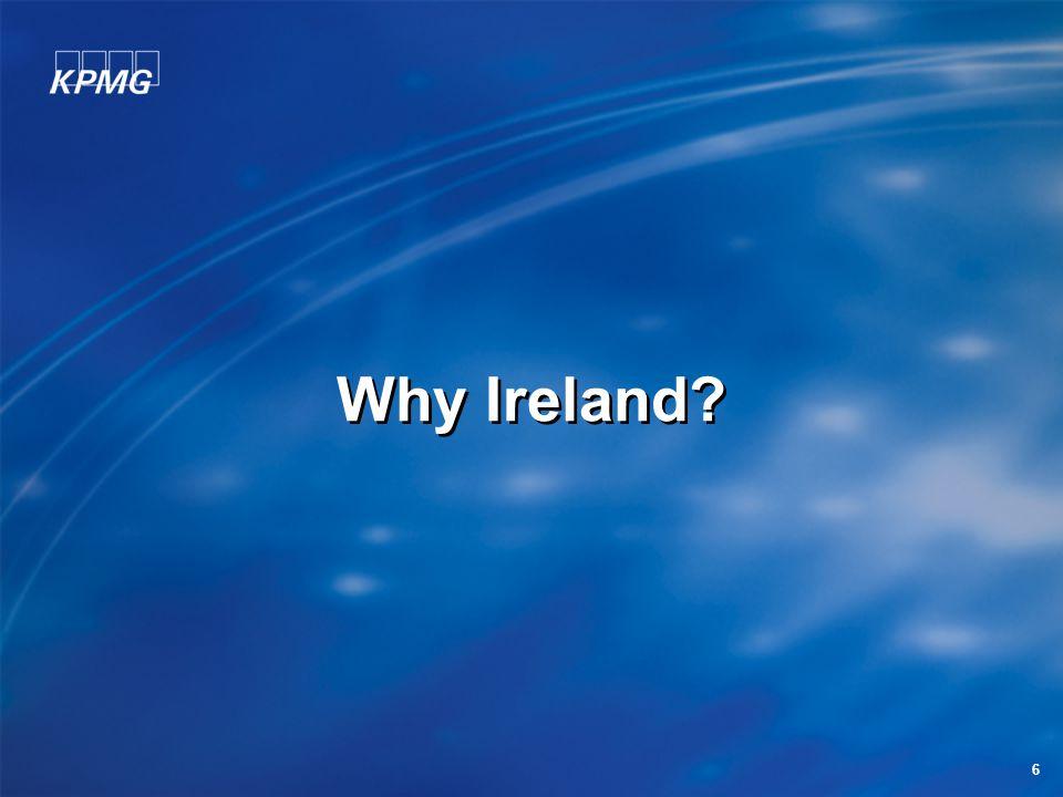 6 Why Ireland
