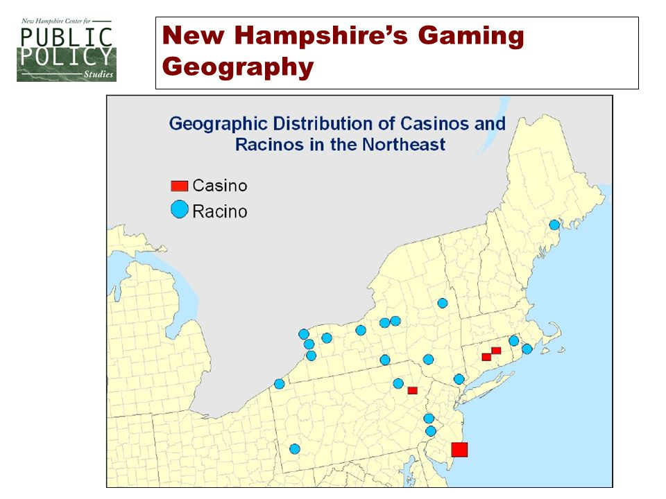 New Hampshire's Gaming Geography