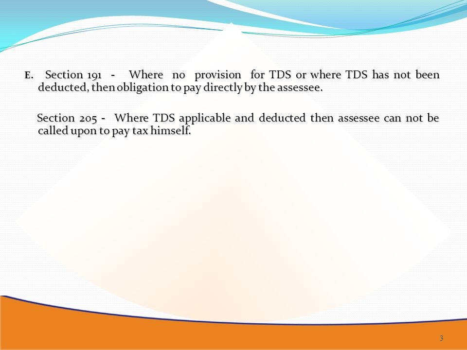 Tax Collection at Source (TCS) – Sec.206C Waste and Scrap to be read together : In the Expln.