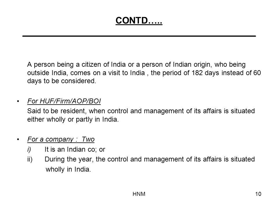 HNM10 CONTD…..
