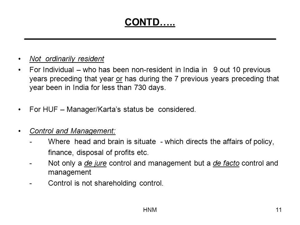 HNM11 CONTD…..