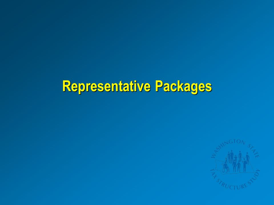Representative Packages