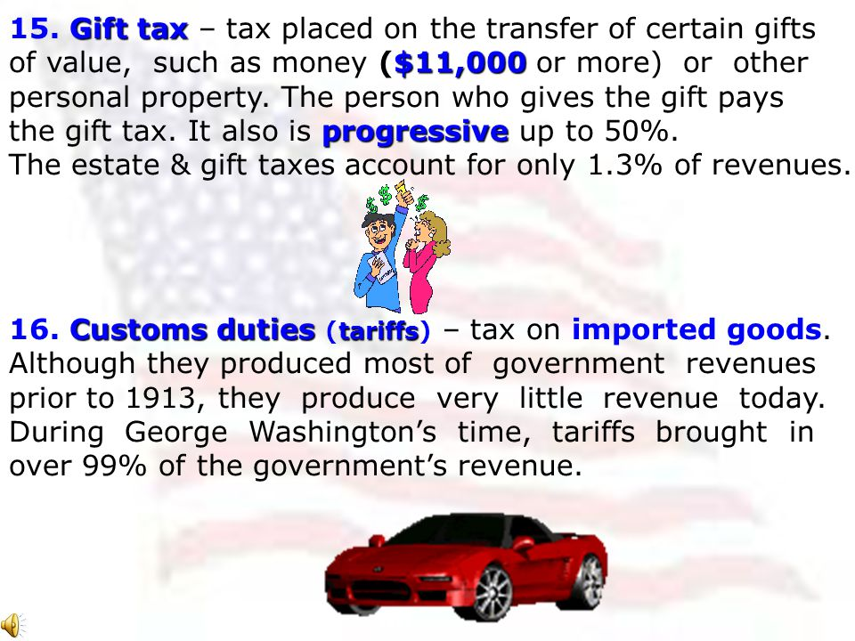 2007 The Federal Estate Tax is disappearing.