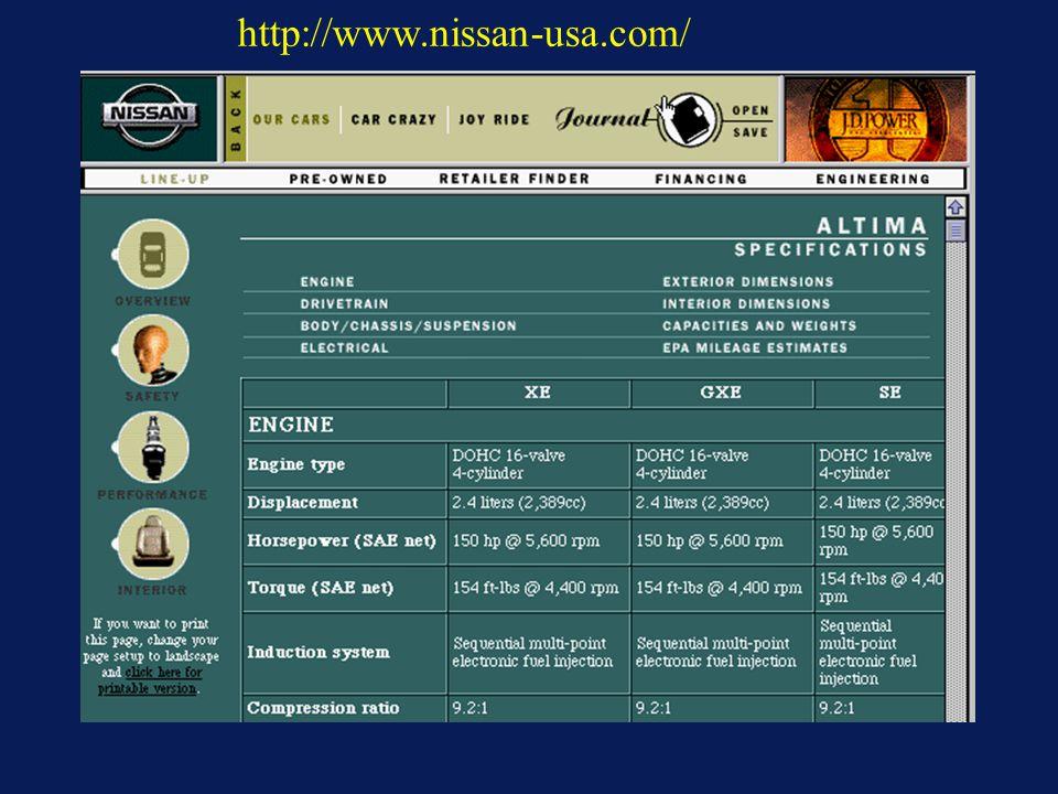 http://www.nissan-usa.com/