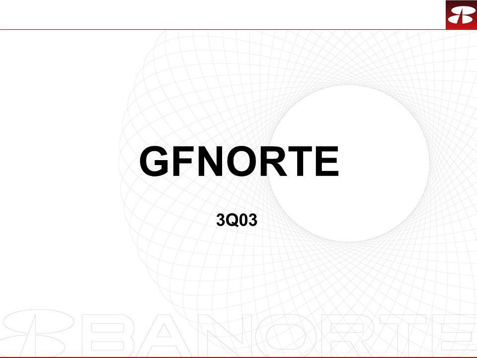 21 GFNORTE 3Q03