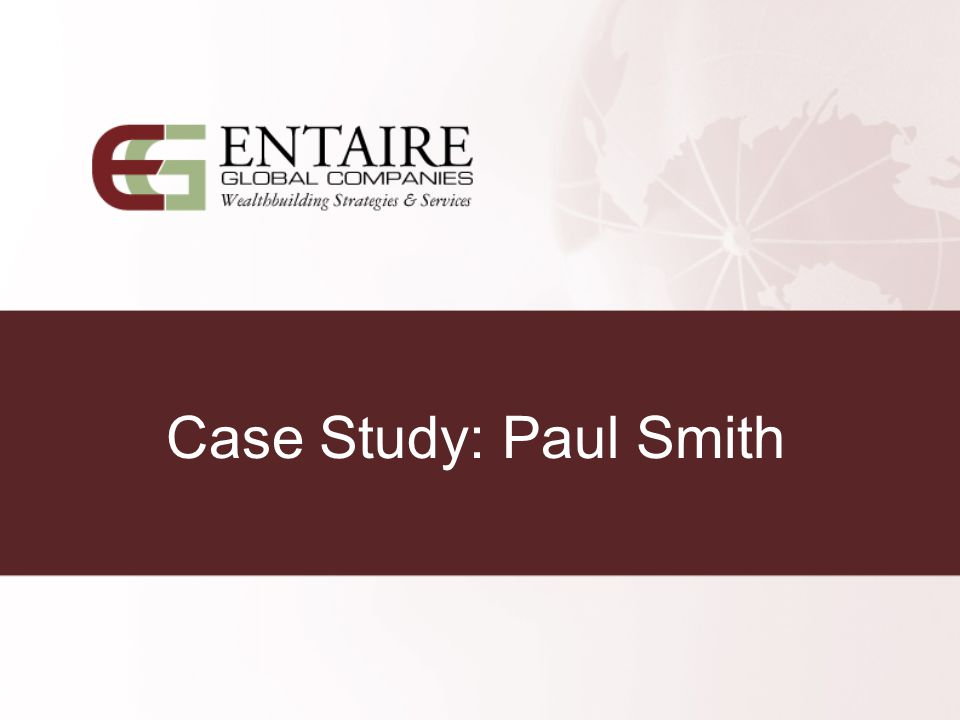 Case Study: Paul Smith