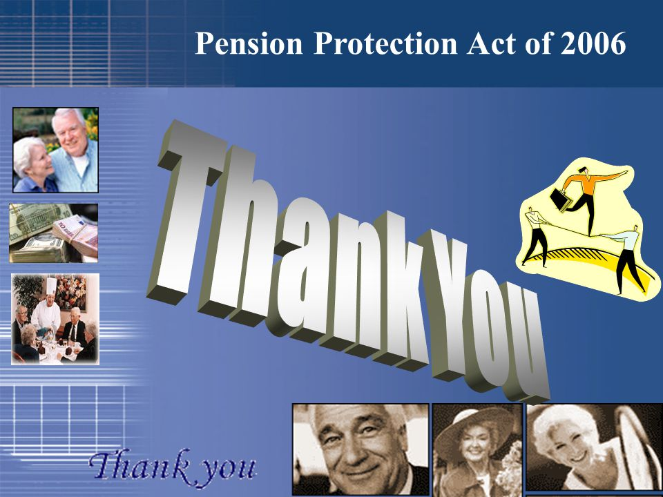 Pension Protection Act of 2006