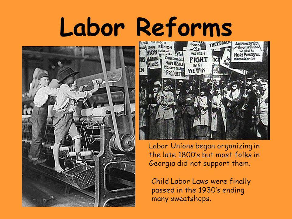 What's a Labor Union.