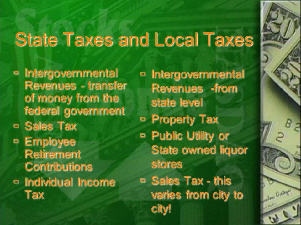 More Federal Taxes  Corporate Income Tax - As a separate legal entity, corporations are taxed.