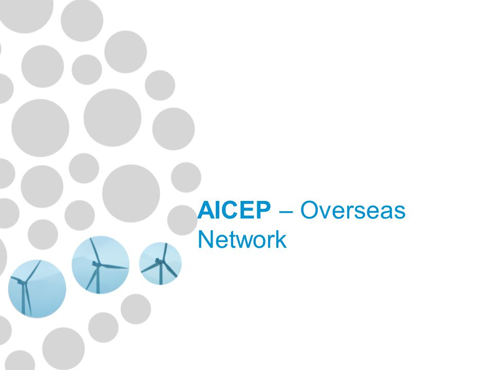 AICEP – Overseas Network
