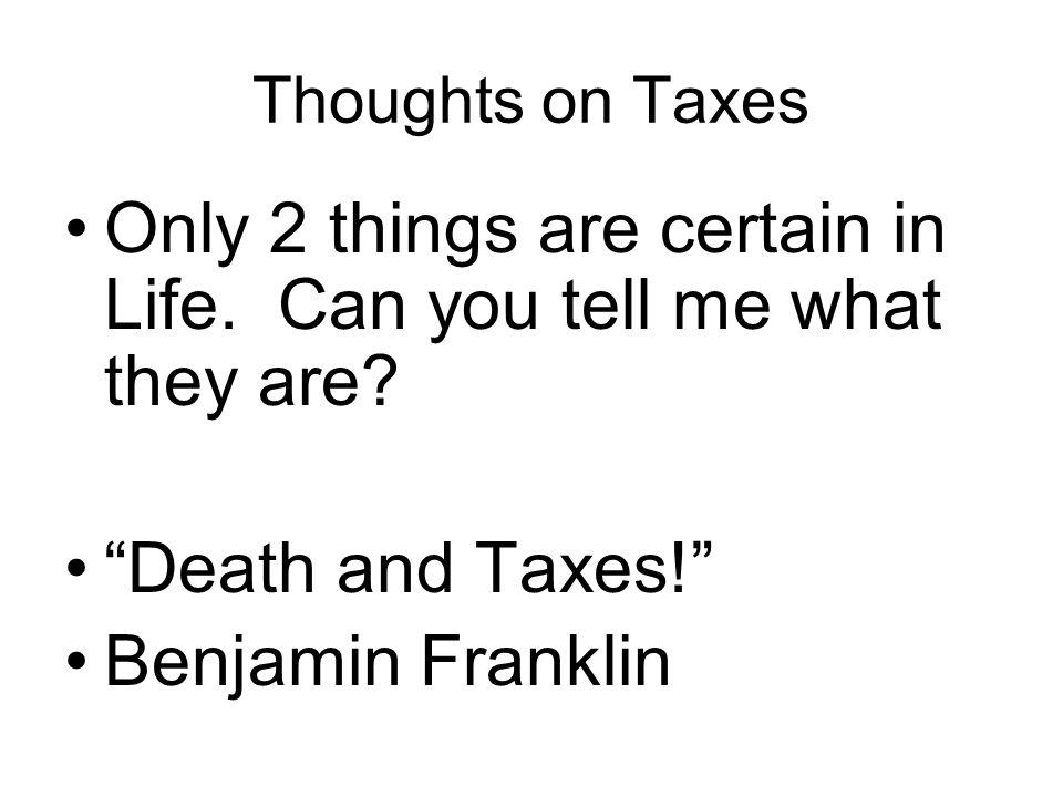 I.TAX BASICS A.