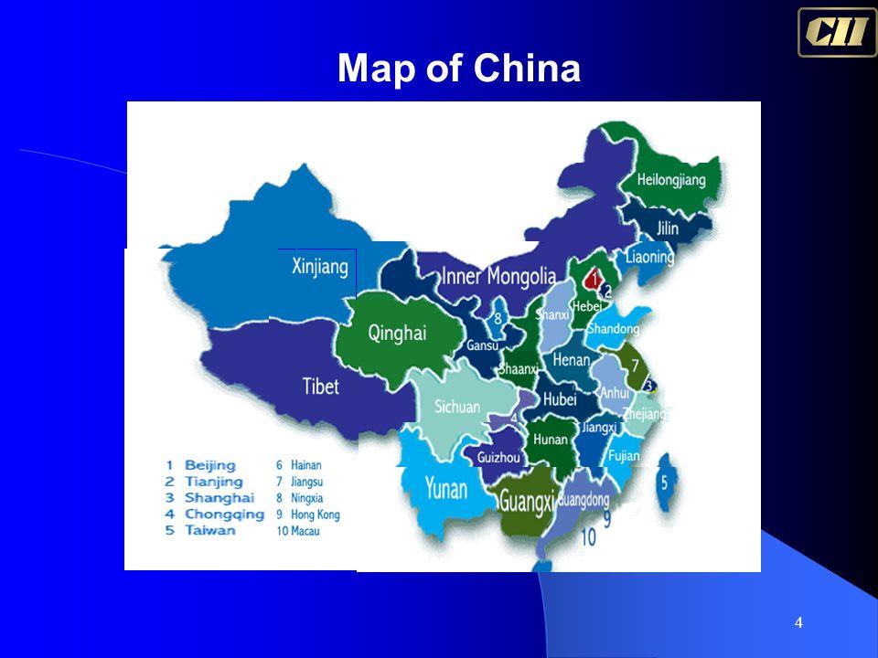 4 Map of China