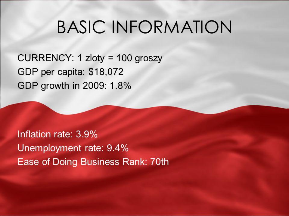 EVOLUTION OF POLISH ECONOMY After the end of the World War II Poland was under Soviet Communist dominance.