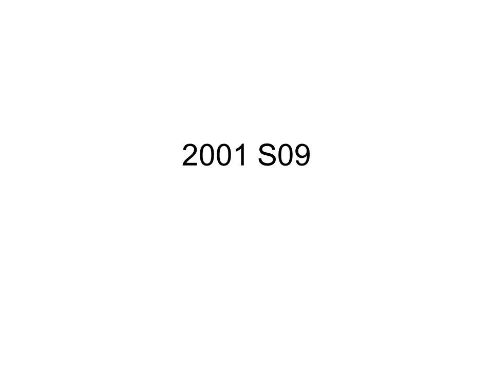 2001 S09
