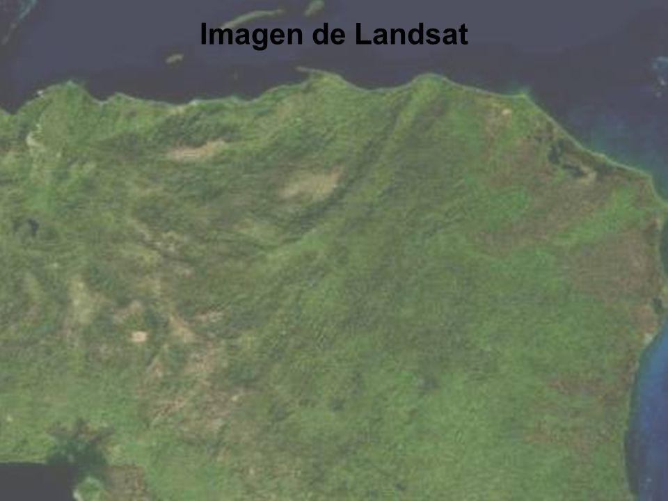 Imagen de Landsat