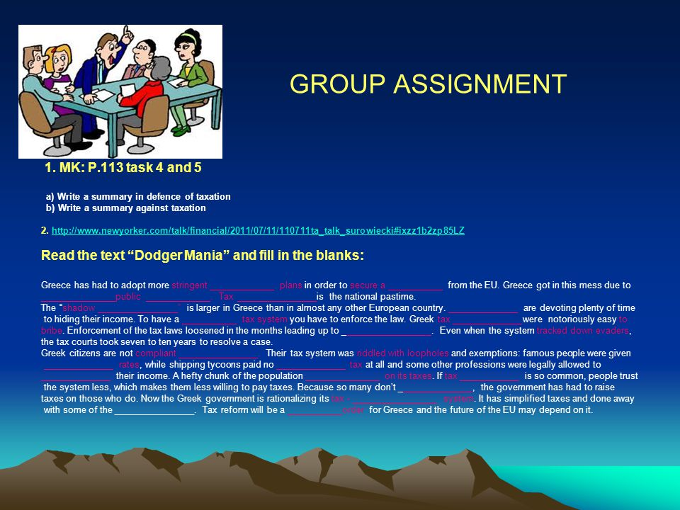 GROUP ASSIGNMENT 1.