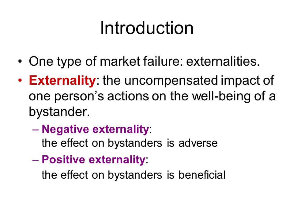CHAPTER SUMMARY The government can attempt to remedy the problem.
