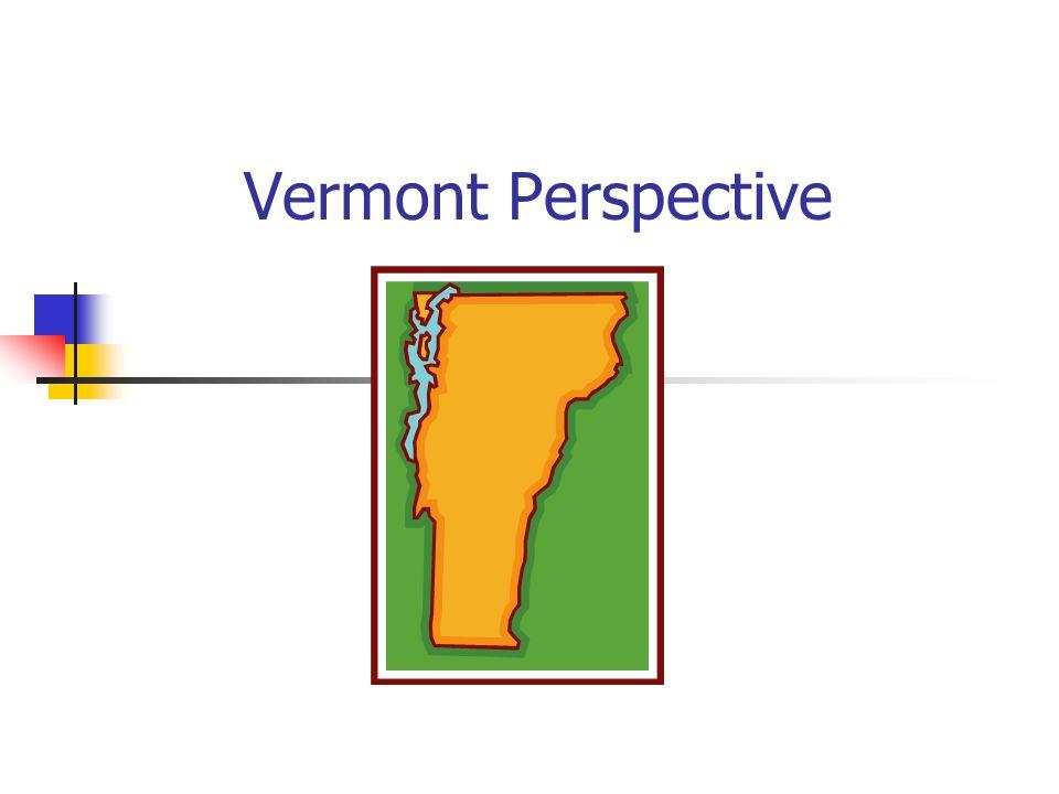 Vermont Perspective