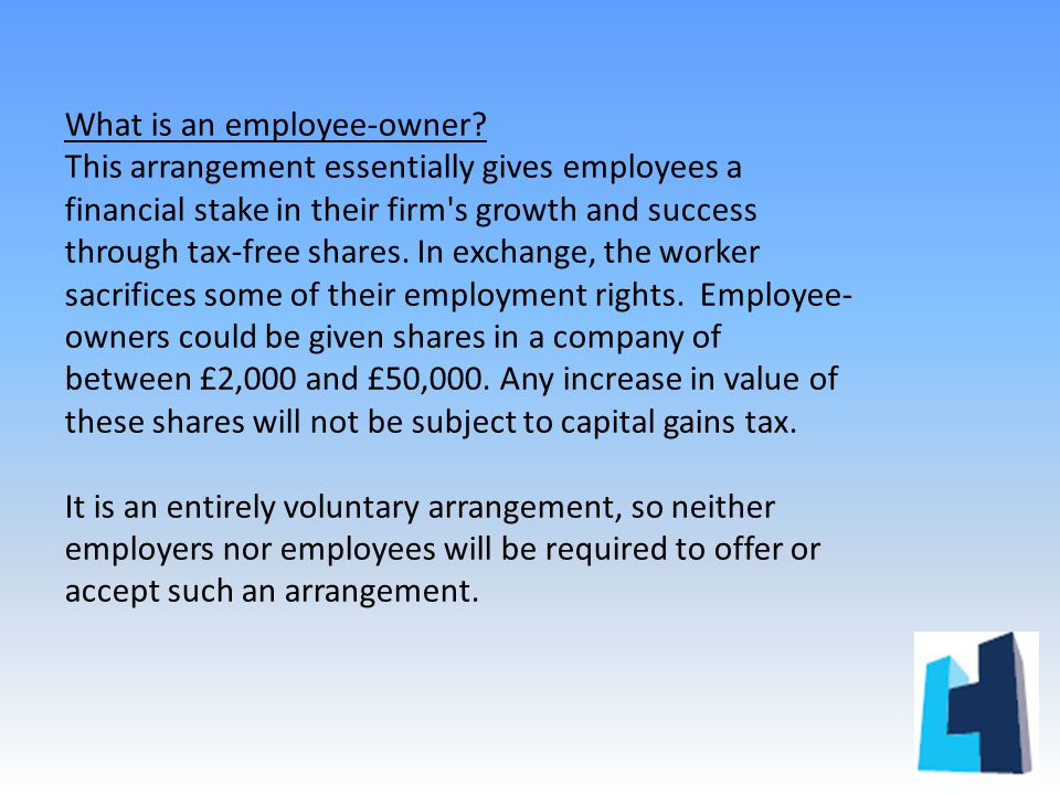 What is an employee-owner.
