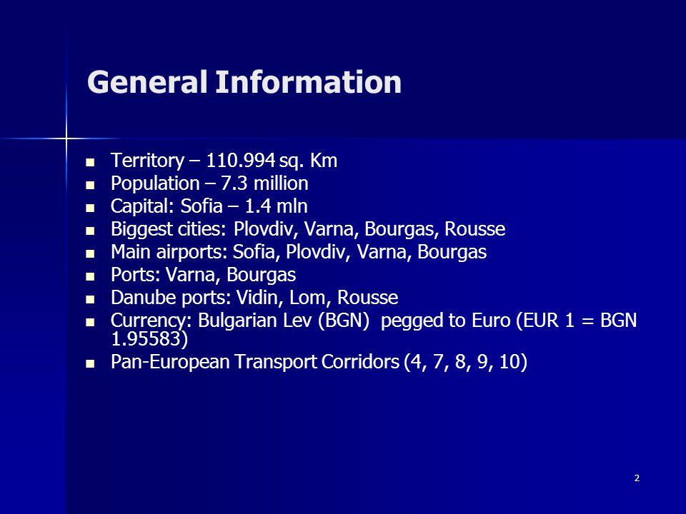 2 General Information Territory – 110.994 sq.