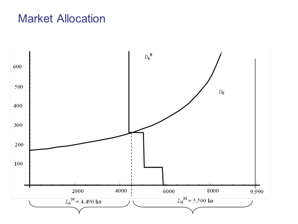 Market Allocation