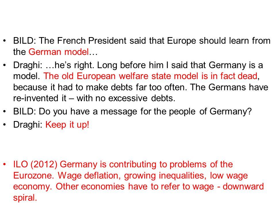 A European Struggle – new EU .