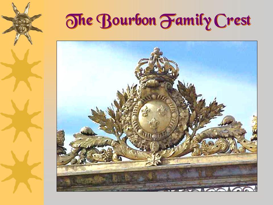 The Bourbon Family Crest