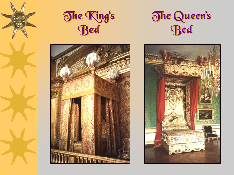 The Queen's Bed The King's Bed
