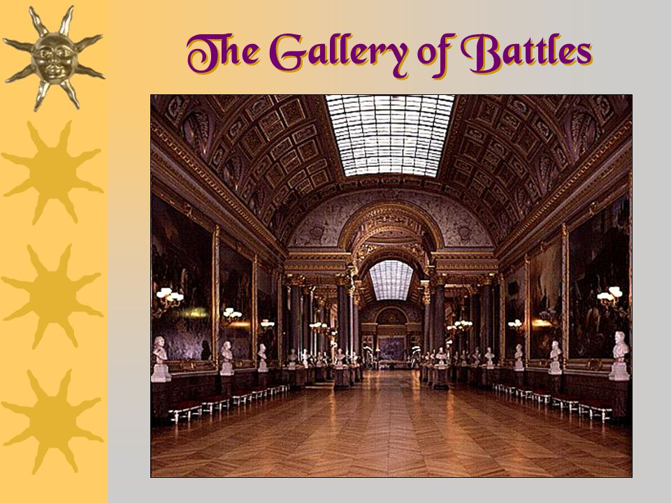The Gallery of Battles