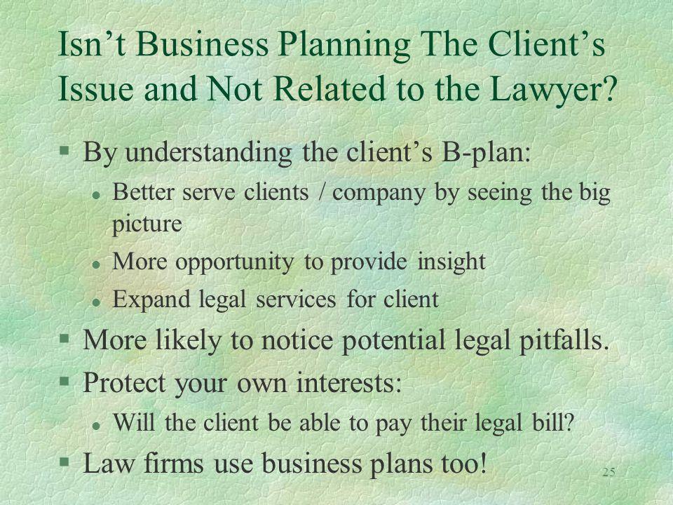 24 Business Plans