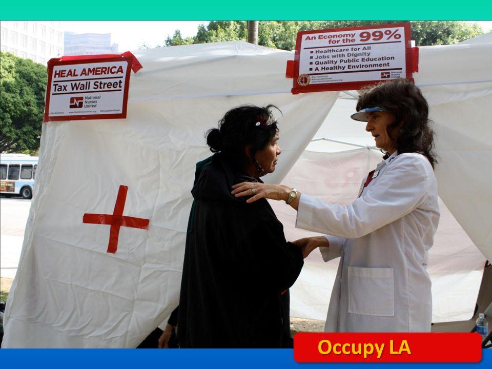 Occupy LA Occupy LA